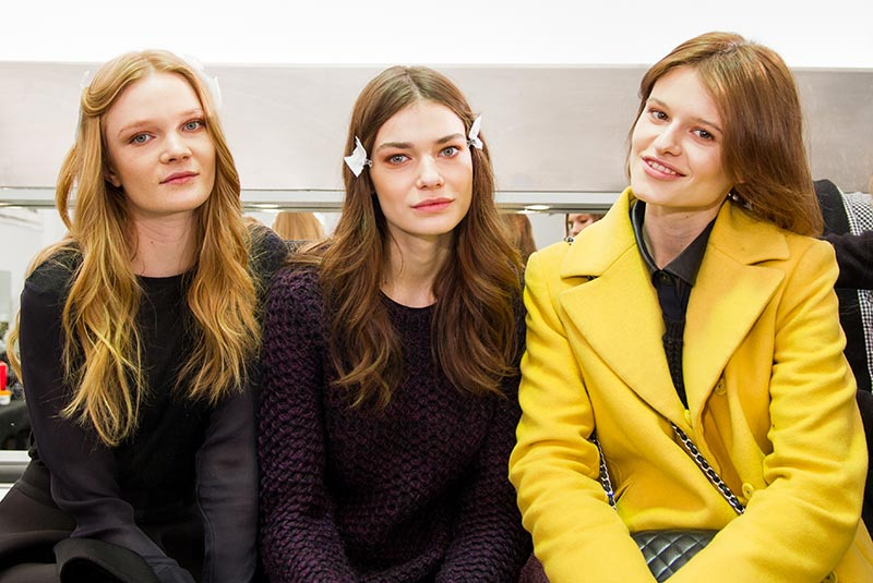 Massimo Rebecchi - Fall Winter 2015 - Milan Fashion Week