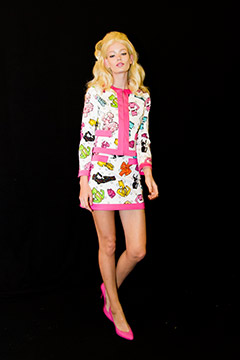 Moschino - Spring/Summer 2015 - Milan Fashion Week