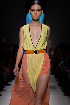 Massimo Rebecchi - Spring/Summer 2015 - Milan Fashion Week